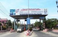 TOLL STATION ( TL16 ) ROAD 760