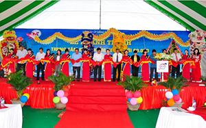 Khánh Thành Trung Tâm Đăng Kiểm Xe Cơ Giới 60-05D