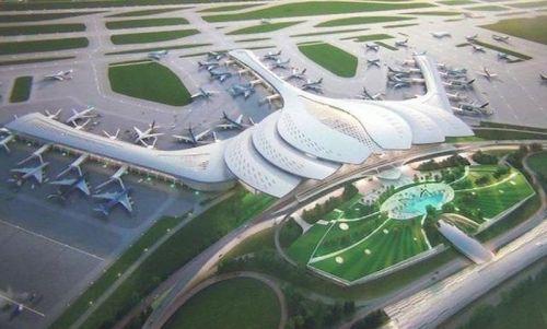 Bộ GTVT kiến nghị được trình dự án sân bay Long Thành