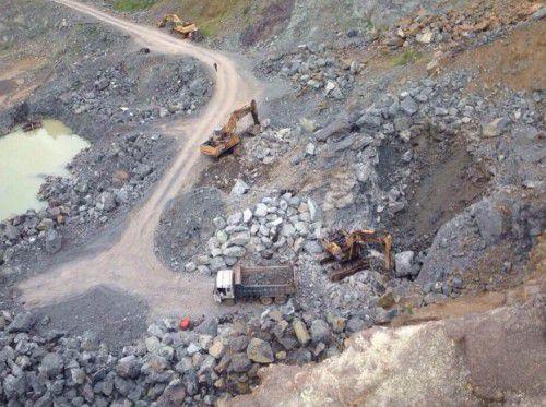 Mỏ Vật Liệu Xây dựng